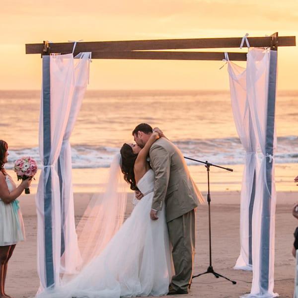 Real Weddings at the Villa