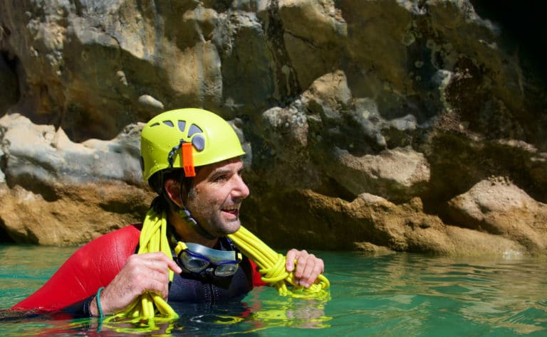 Canyoning with Family in Costa Rica