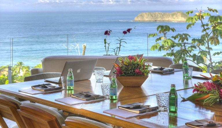 planning a corporate reatreat in costa rica luxury