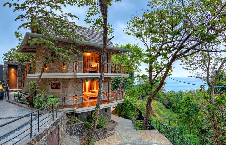 villa punto de vista luxury costa rica villa
