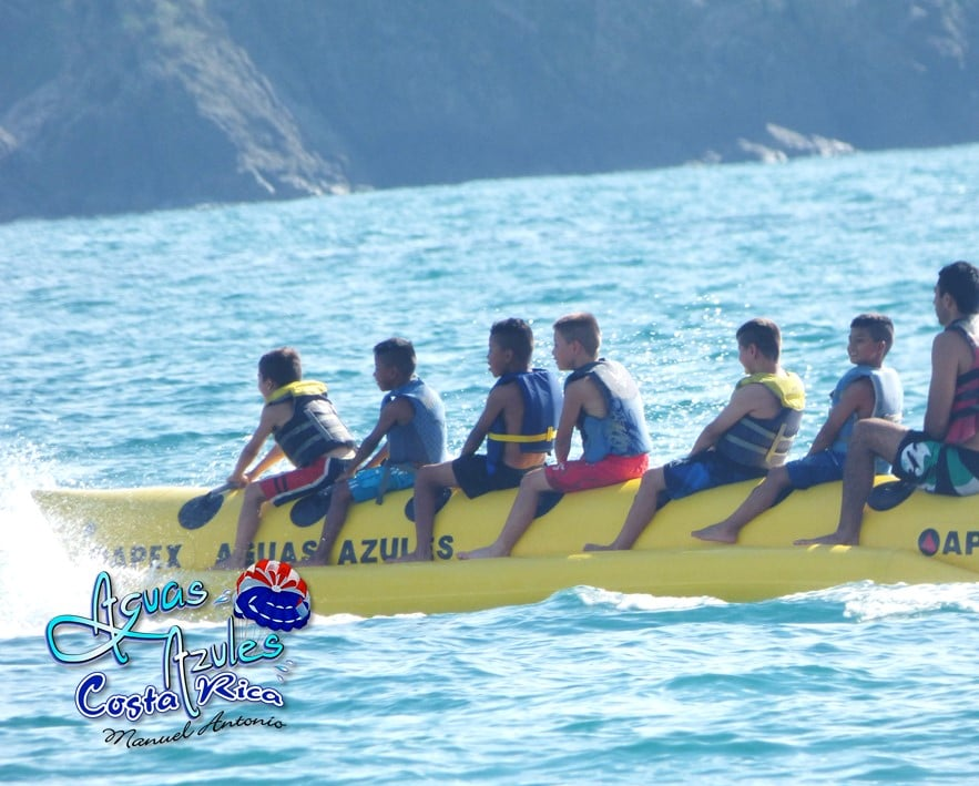 banana boat rides costa rica vacation