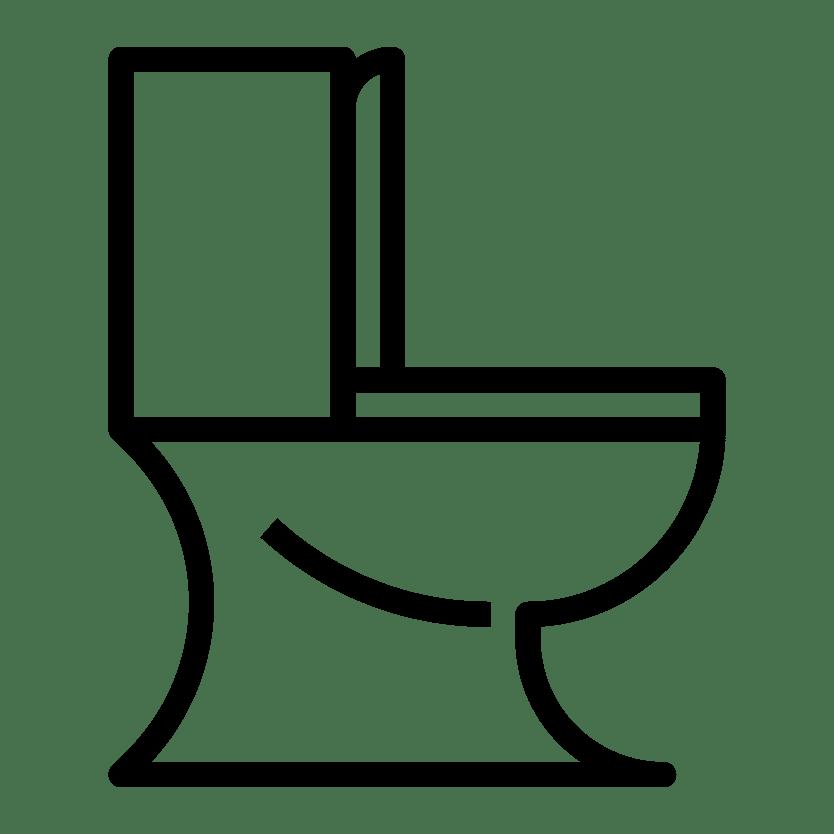 Comfortable Bathrooms for Private Villa Wedding Venue