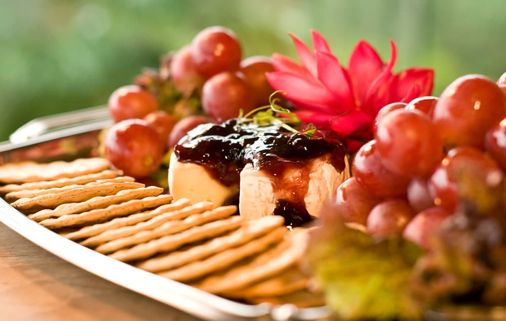 luxury villa dining and catering