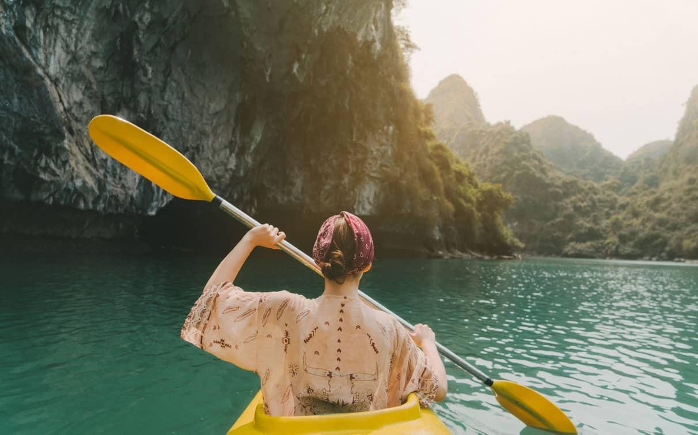 Romantic Kayak Tour for Couples Retreat