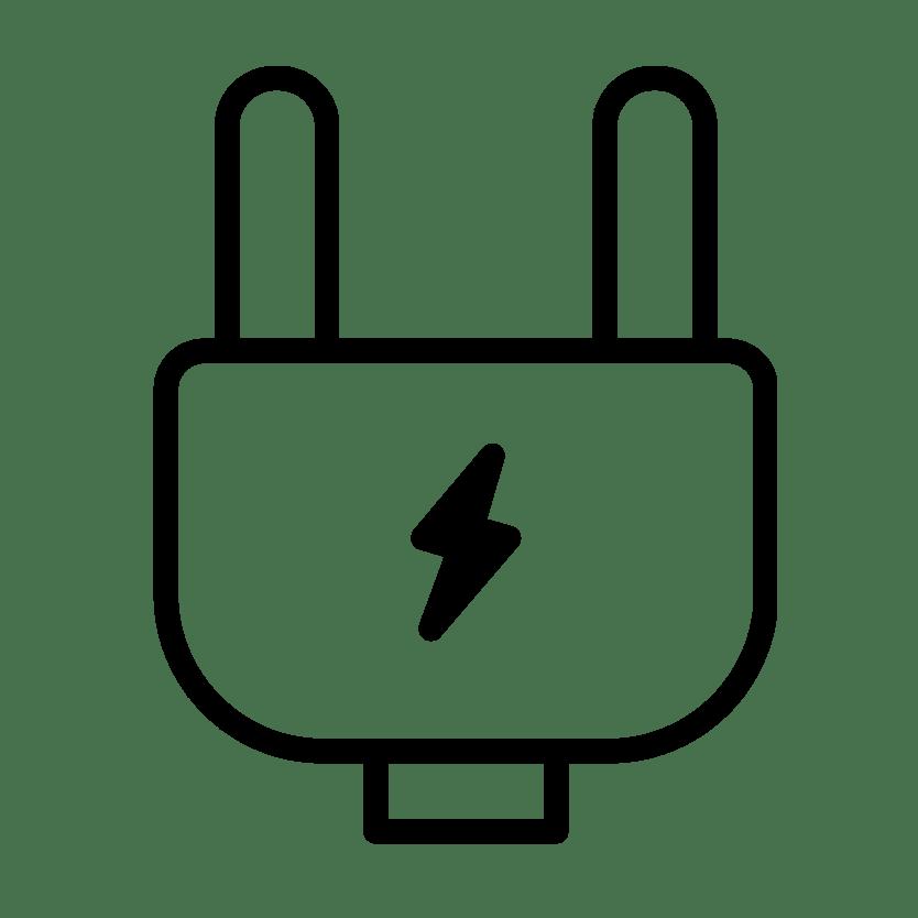 Backup Power in Private Villa Event Space